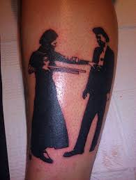 What Does Bonnie and Clyde Tattoo Mean?   45+ Ideas and ...   Bonnie And Clyde Tattoo