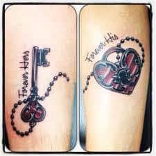 Bonnie And Clyde Tattoos 26 Tattoo Seo
