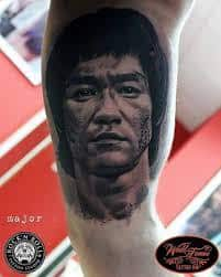 What Does Bruce Lee Tattoo Mean? | 45+ Ideas and Designs