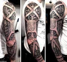 Coilover Tattoo 10