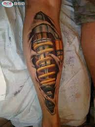 Coilover Tattoo 27