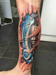 Coilover Tattoo 28