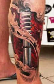 Coilover Tattoo 33
