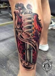 Coilover Tattoo 9