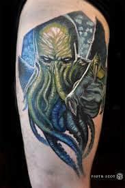 Cthulhu Tattoo 30