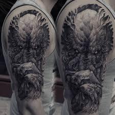 Cthulhu Tattoo 4