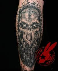 Cthulhu Tattoo 42