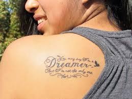 Dreamer Tattoo 24