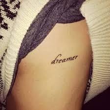 Dreamer Tattoo 39