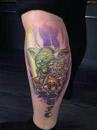 Groot Tattoo 21