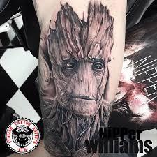 Groot Tattoo 27