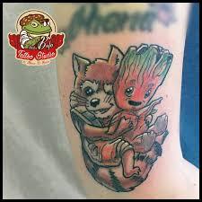 Groot Tattoo 33