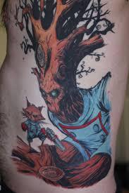 Groot Tattoo 42