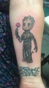 Groot Tattoo 43