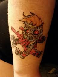 Groot Tattoo 47
