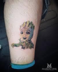 Groot Tattoo 50