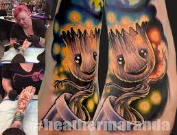 Groot Tattoo 51