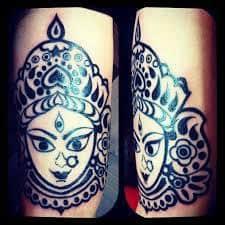 Kali Tattoo 12