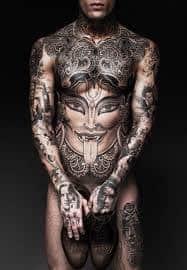 Kali Tattoo 13