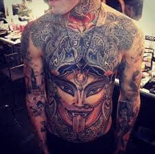 Kali Tattoo 16
