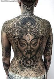 Kali Tattoo 17