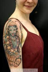 Kali Tattoo 19