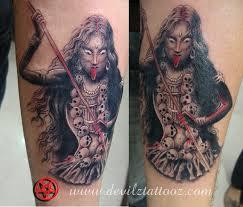 Kali Tattoo 20