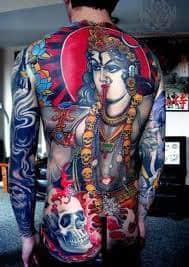 Kali Tattoo 25