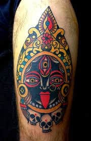 Kali Tattoo 28