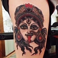 Kali Tattoo 3
