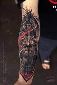 Kali Tattoo 30