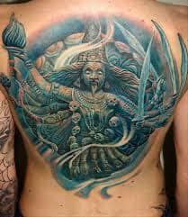Kali Tattoo 32