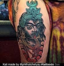 Kali Tattoo 34