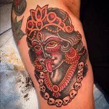 Kali Tattoo 38
