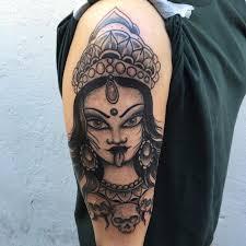 Kali Tattoo 39
