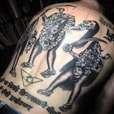 Kali Tattoo 4
