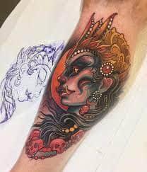 Kali Tattoo 41