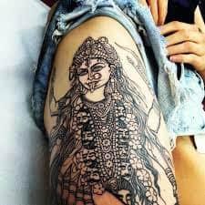 Kali Tattoo 43