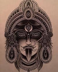 Kali Tattoo 44
