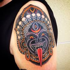 Kali Tattoo 50