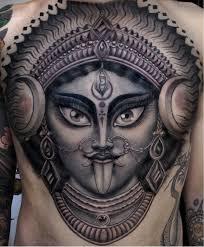 Kali Tattoo 8