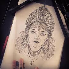 Kali Tattoo 9