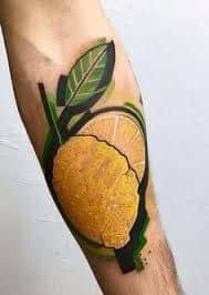 Lemon Tattoo 18