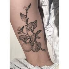 Lemon Tattoo 27