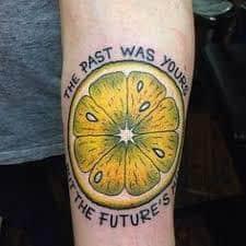Lemon Tattoo 28