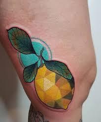 Lemon Tattoo 47