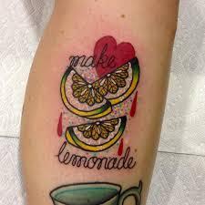 Lemon Tattoo 8