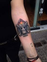 Luffy Tattoo 12
