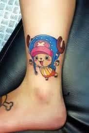 Luffy Tattoo 16