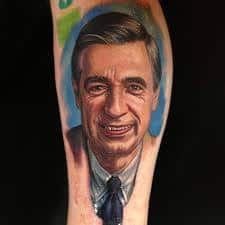What Does Mr Rogers Tattoo Mean Represent Symbolism
